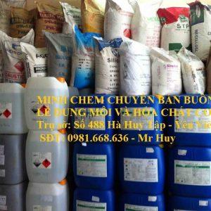 Hóa chất bán lẻ