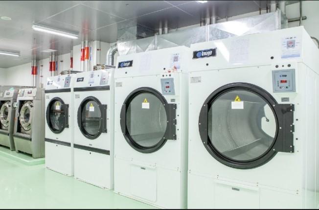 oxy già công nghiệp dùng trong giặt ủi công nghiệp