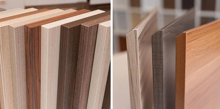 Gỗ ép, sàn gỗ được làm từ melamin