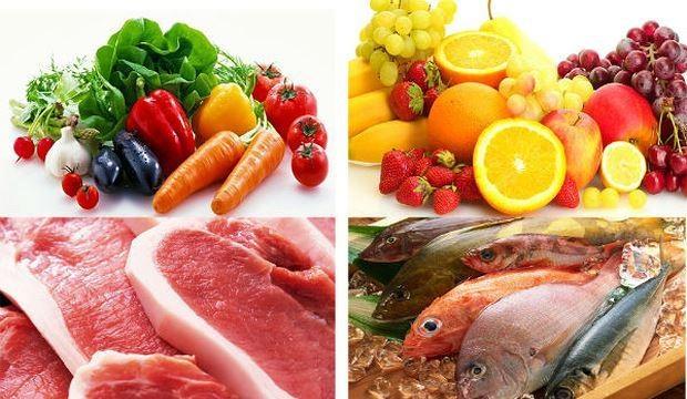 ảnh minh họa: axit sorbic sử dụng trong nhiều thực phẩm tươi