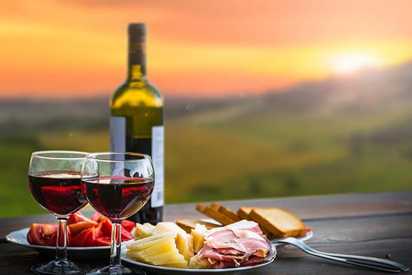 Potassium sorbate có trong thành phần tạo nên rượu vang