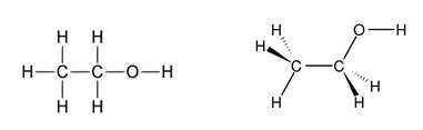 Công thức phân tử rượu etylic